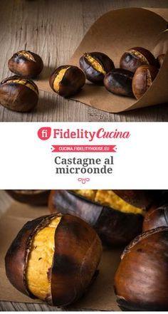 Castagne al microonde