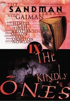 The Sandman, Vol. 9: The Kindly Ones by Neil Gaiman (1995) @goodreads #toread ... graphic novels, comics, fantasy, science fiction, supernatural