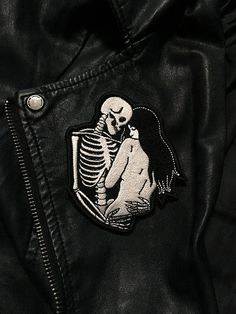 Only Lovers Left Alive Patch / Death and the Maiden / Love