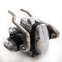 Bmw r engine 60+ years old