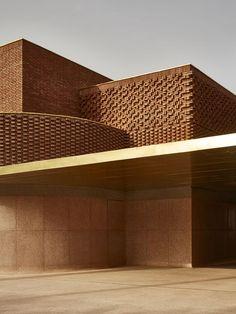 Filer à Marrakech  Le nouveau musée Yves Saint Laurent
