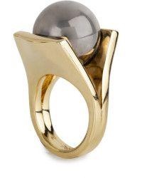 Lele Sadoughi Pinball Ring Size 7 - Lyst