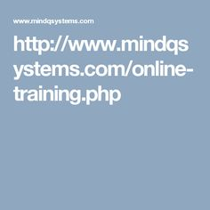 Mind Q Systems Provides Best Online Training on Testing Tools, SQL DBA, Selenium, Webdriver, QTP, Load Runner, MSBI, By Certified Real Time Industry Professionals   Best Institute For Online IT Training Institute at Hyderabad, Bangalore in India.