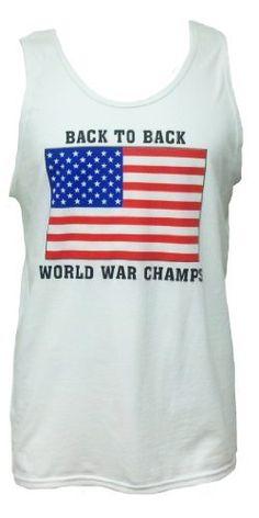 USA Back To Back World War Champs Mens Tank (Medium, White), http://www.amazon.com/dp/B0085BHJPK/ref=cm_sw_r_pi_awd_4XR3rb1EV302T