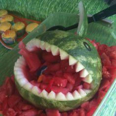 The Longo's melon shark.