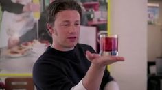Jamie Oliver Launches Drinks Tube