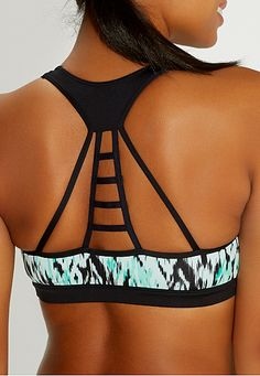 sport bra in ethnic print - maurices.com