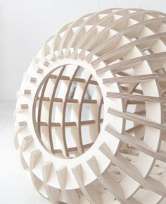 MdA · MADERA DE ARQUITECTO — Wood Igloo for Cat by IMAJINE