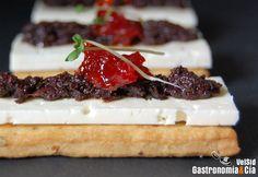 Cinco recetas de tapenade o paté de aceitunas