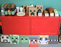 Geburtstag, kinder, minecraft, backen, kochen, ideen, basteln, selbermachen, kindergeburtstag, familienblog, mama, blog