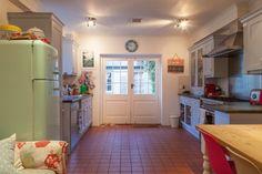 Kelly & Ed's Modern Country Cottage & Studio my dream fridge