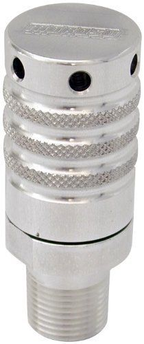 Moroso 22636 3/8 NPT Vacuum Relief Valve, Model: 22636, Car & Vehicle Accessories / Parts. Threaded directly into intake manifold. Vacuum relief point is adjustable. Easy to disassemble for easy cleaning. Made of 6061 aluminum and have a smooth finish. 3/8 NPT (National Pipe Thread).