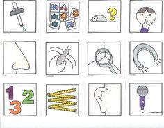 Pictogrammen klas