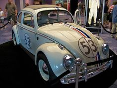 Herbie the Love Bug.