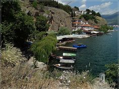 Exploring the Macedonian old town of Ohrid - Macedonia