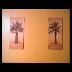 Wall Decor Palm Other