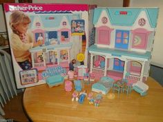 43 Best Fisher Price Dream Dollhouse Images Toy Story 90s Kids