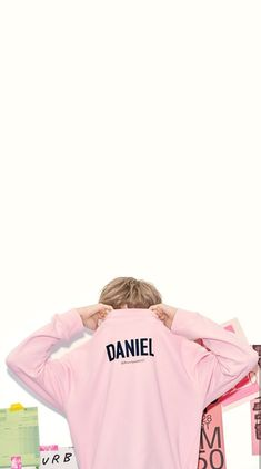 Wanna One Kang Daniel x LAP Korea (Los Angeles Project) Wallpaper Peach Wallpaper, Summer Wallpaper, Wattpad Background, Perfect Husband, Peach Aesthetic, Daniel K, Prince Daniel, Homescreen, Korea