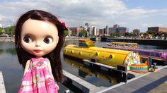 Yellow submarine (Liverpool) - August 2012