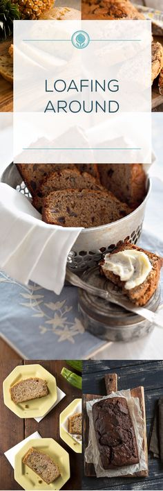 These bread recipes are so comforting and delicious. Banana Bread Cupcakes, Yummy Treats, Sweet Treats, Biscuit Recipe, Quick Bread, Meals For The Week, Bread Baking, Bread Recipes, Breads