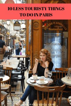 less touirsty things to do in Paris -Pinterest