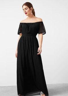 fbf64efe7 12 mejores imágenes de vestido largo gorditas