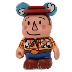 Woody from the Toy Story Mania series
