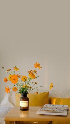 Vintage Flowers Wallpaper, Cute Pastel Wallpaper, Flower Background Wallpaper, Flower Phone Wallpaper, Wallpaper Iphone Disney, Cute Wallpaper Backgrounds, Pretty Wallpapers, Cool Wallpaper, Smile Wallpaper