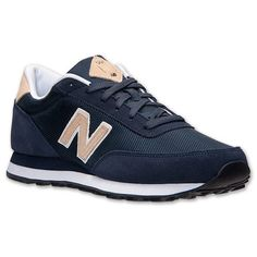 f3f6b1908ee9d New Balance Soldes 501 Hommes Casual Chaussures de course marine