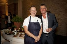 Robert Wright, MD of DaviesTanner and Angela Hartnett,- Cafe Murano, Angela Hartnett, Italian Dishes, Meals For The Week, Creative Director, Hospitality, Food, Fashion, Moda
