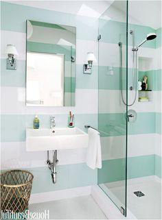 9 Ways To Make A Half Bath Feel Whole  Bathroom Designs India New Bathroom Designs India 2018
