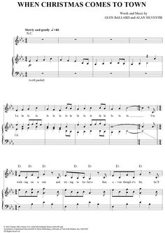 All I Want For Christmas Is My Two Front Teeth Sheet Music: www ...