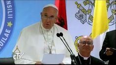 Tirana, il Papa incontra i leader di altre religioni e confessioni cristiane