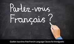 #Quebec Launches Free #French - #Language #Classes for #Immigrants. Read more... #Morevisas    https://www.morevisas.com/immigration-news-article/quebec-launches-free-french-language-classes-for-immigrants/4666/