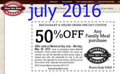Boston Market Coupons Ends of Coupon Promo Codes MAY 2020 ! Dollar General Couponing, Boston Market, Coupons For Boyfriend, Coupon Stockpile, Free Printable Coupons, Love Coupons, Grocery Coupons, Extreme Couponing, Coupon Organization