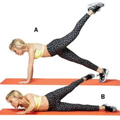 Because Tracy Anderson knows best. Here are 5 of the star trainer's fave exercises to work off your waist. | Health.com