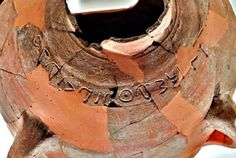 Hallan la primera inscripción en la que se nombra al rey cananeo Esbaal