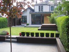 Contemporary City Garden - NEW