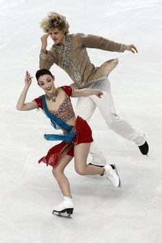 Charlie White Photo - ISU World Figure Skating Championships - Day Three