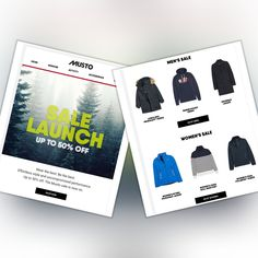 Get up to 50% off High Quality Winter Clothing in the Musto Salebit.ly/2vzHzcY