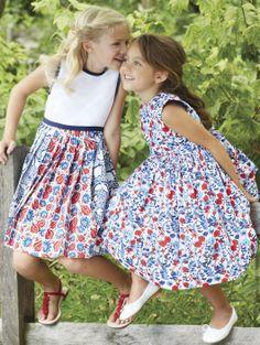 Little Spring Flower Girls
