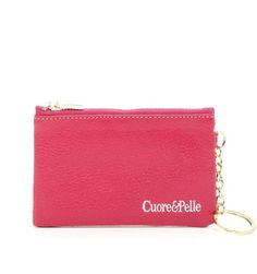 Coin Purse - Rose | Cuore and Pelle