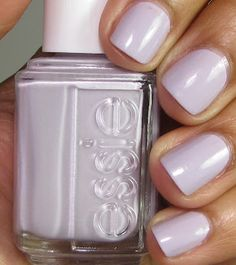 Essie - St. Lucia Lilac- this is the color i think i use for my nails for the wedding!