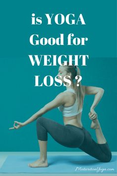 Is Yoga Good For Weight Loss?  #yoga #weightloss
