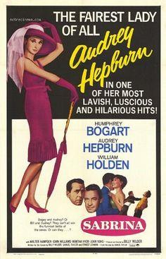 1955 Meilleure Actrice Etrangère Audrey HEPBURN
