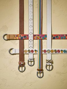 Relic Belts - Summer 2015
