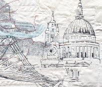 London On the Map detail