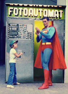 Virginie Voisneau for Fotoautomat #photomaton #photobooth