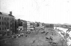 The Public Landing 1833.