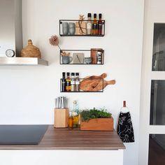 √ Scandinavian Kitchen Design For Your Lovely Home - Boxer JAM Kitchen Interior, Kitchen Decor, Kitchen Styling, Kitchen Ideas, Scandinavian Kitchen, Interior Decorating, Interior Design, Küchen Design, Design Ideas